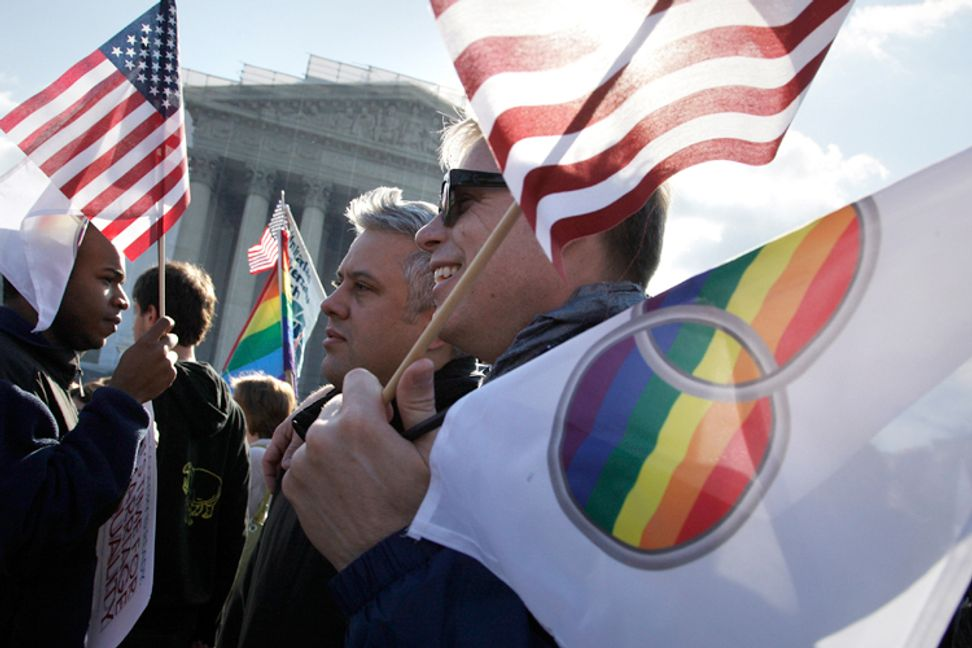 A third of Americans now live in a state with marriage equality