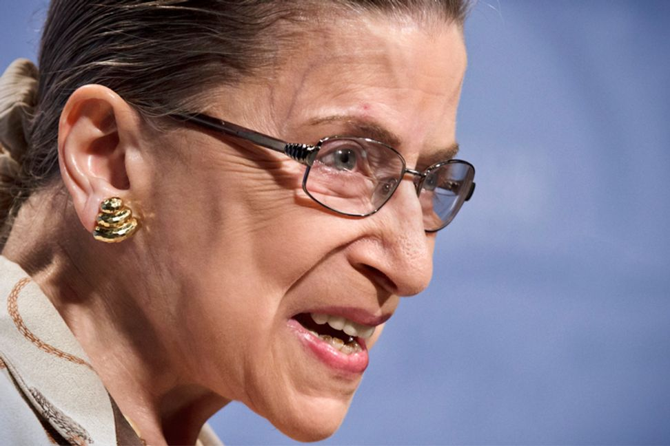 """Ruth Bader Ginsburg: """"50 years from now, people will not be able to understand Hobby Lobby"""""""