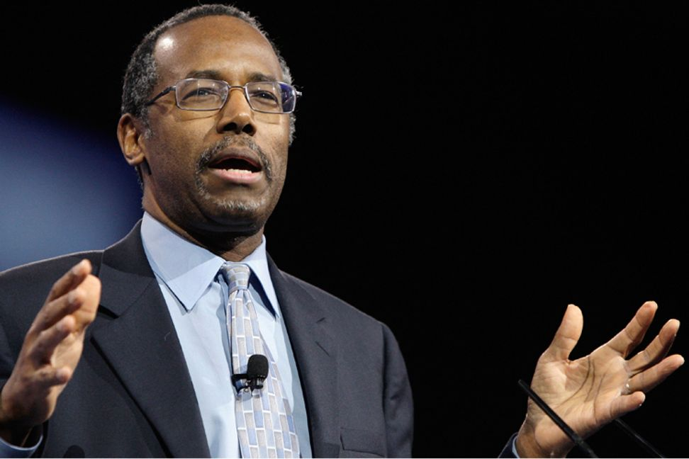 "Ben Carson thinks ""political correctness"" could lead U.S. to collapse like Rome"