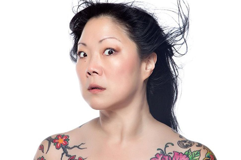Margaret Cho: I'd like to be a role model for minority women