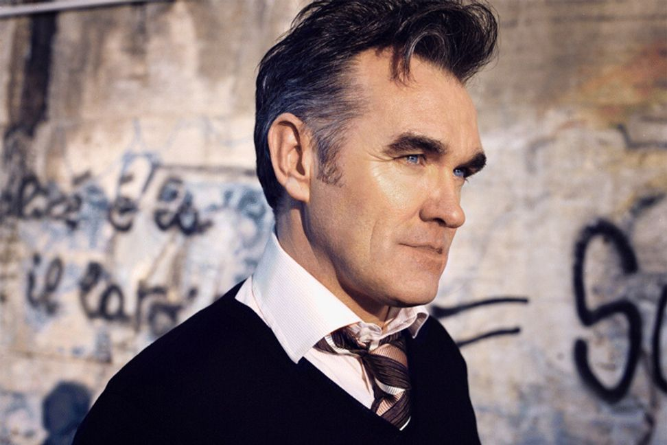Study: Listening to Morrissey can brighten your mood