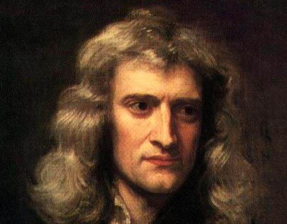 Isaac Newton's universal language