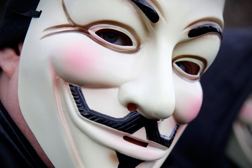Anonymous takes charge, the Web takes down governments   Salon.com