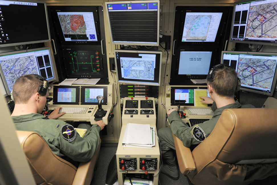 NSA-based drone strikes: A deep philosophical problem