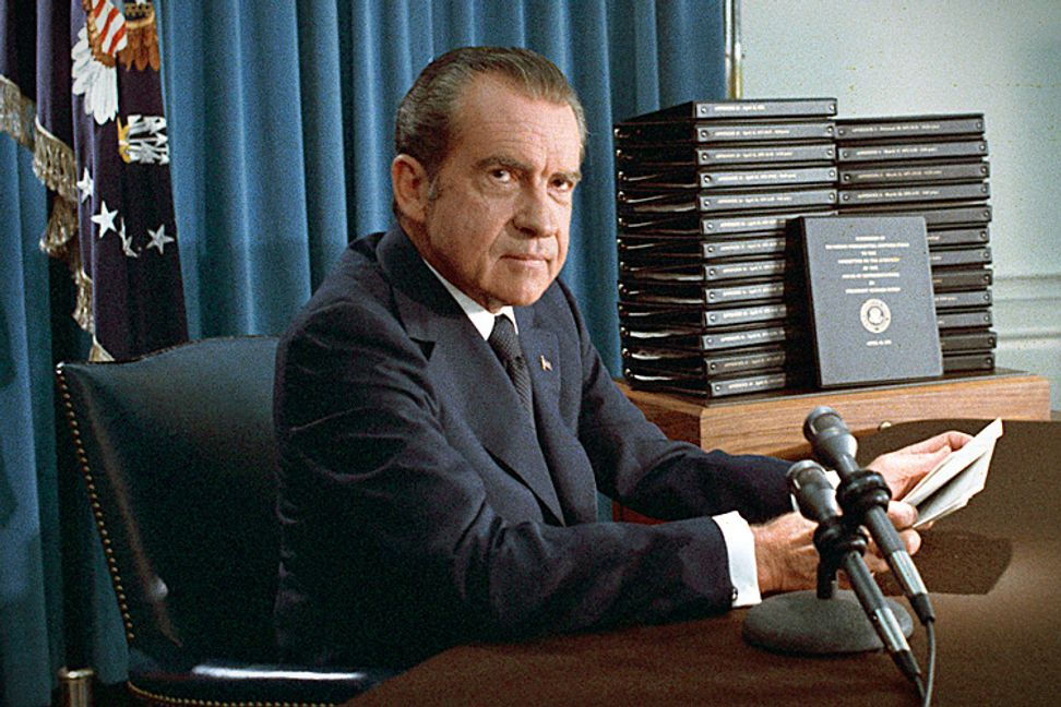 Please stop comparing things to Watergate