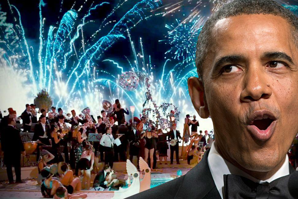 How the GOP cast Obama as Gatsby (minus the parties) | Salon.com