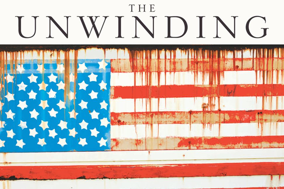 """""""The Unwinding"""": What's gone wrong with America"""