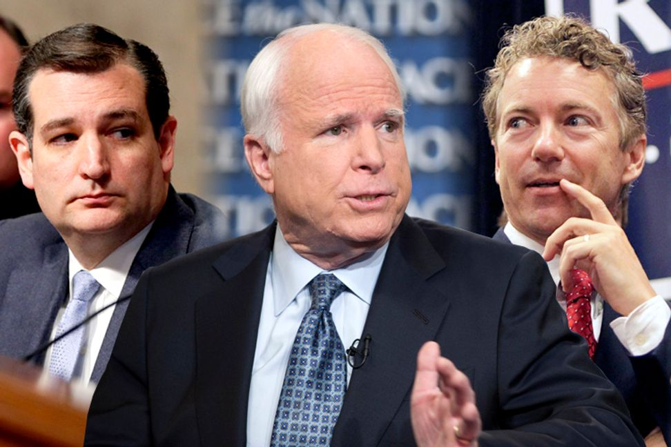 GOP's John McCain problem