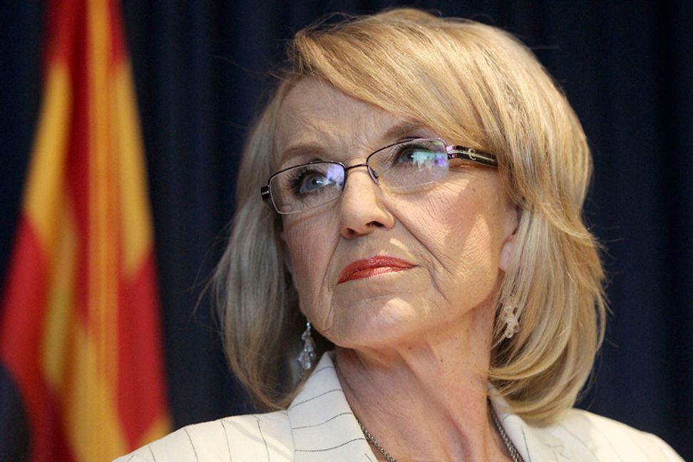 """State lawmaker: Arizona is a """"desert racist wasteland"""""""