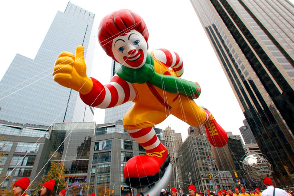 McDonald's desperately craving millennials
