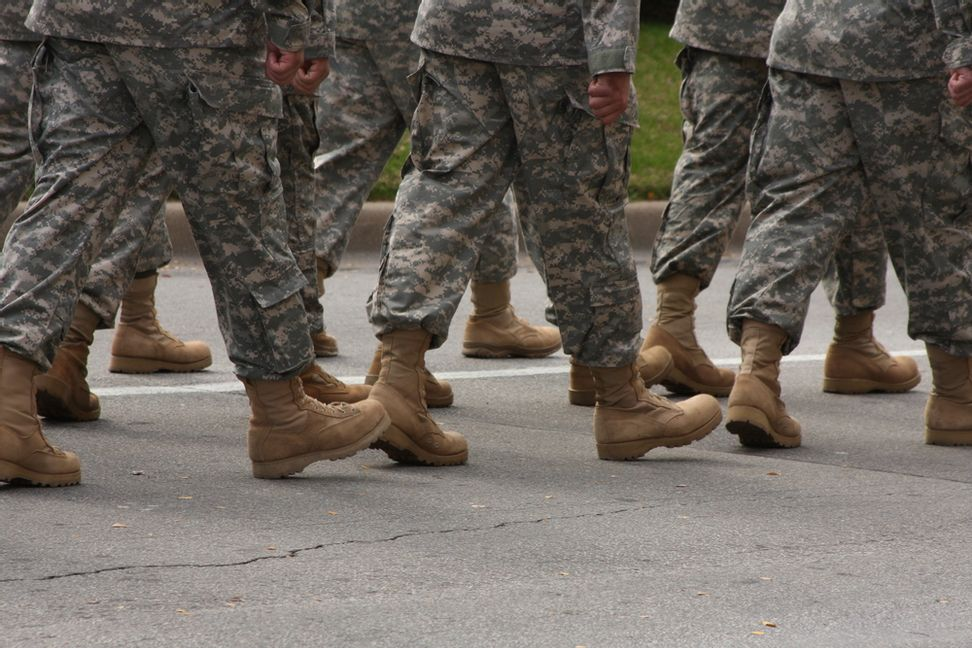 It wouldn't be hard for the military to become trans-inclusive