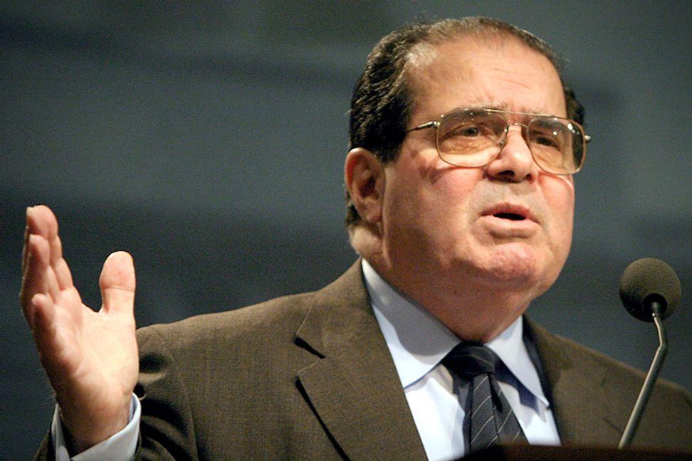 Belief in Satan helps explain Antonin Scalia