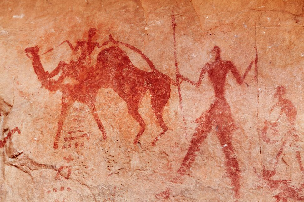 The world's oldest cave paintings were probably made by Neanderthals