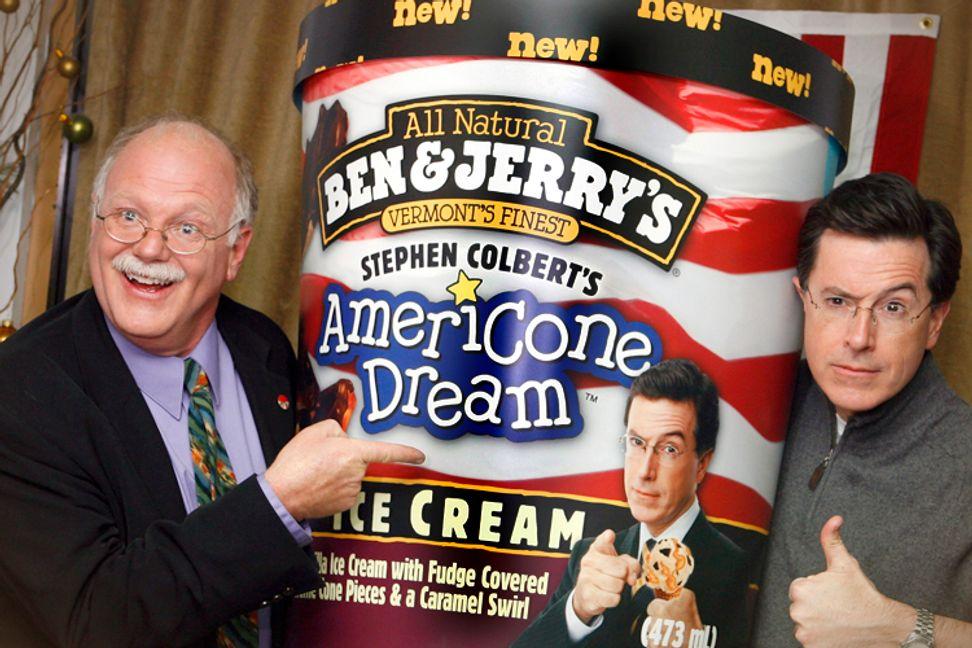 "Ice cream king Ben Cohen on campaign-finance reform: ""Regular people can make their money talk"" | Salon.com"