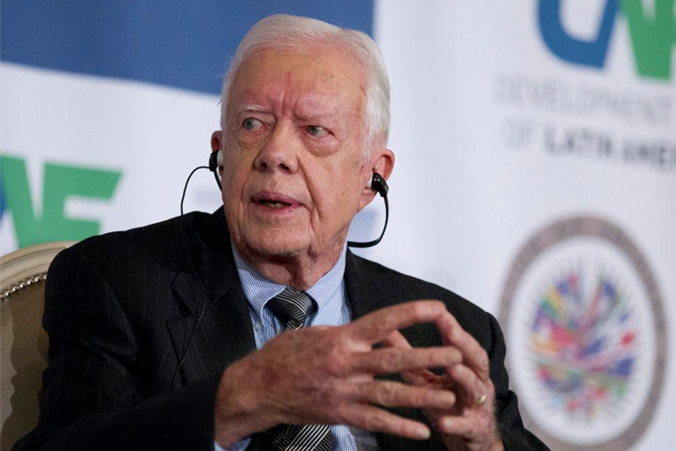 "Jimmy Carter: US ""has no functioning democracy"""