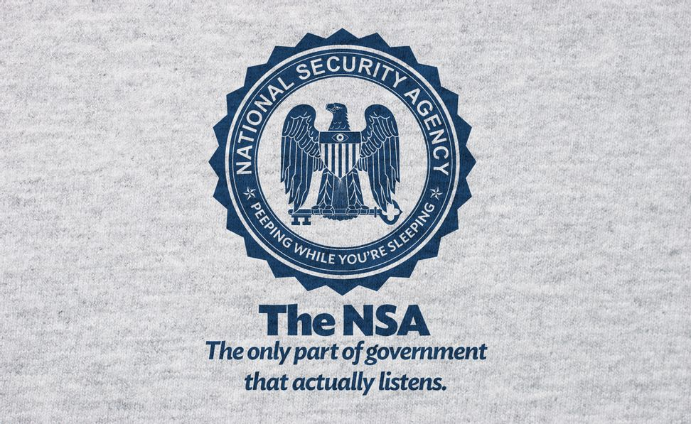 The parody shirt the NSA doesn't want you to wear | Salon.com