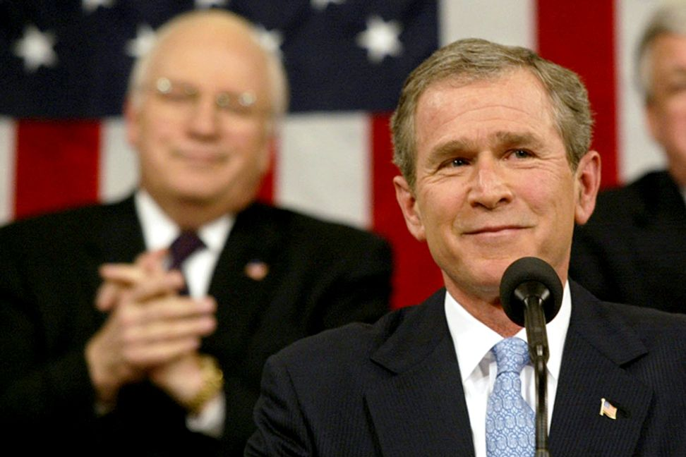 The Bush dynasty is tearing itself apart: What George H.W. Bush vs. Dick Cheney is really about | Salon.com
