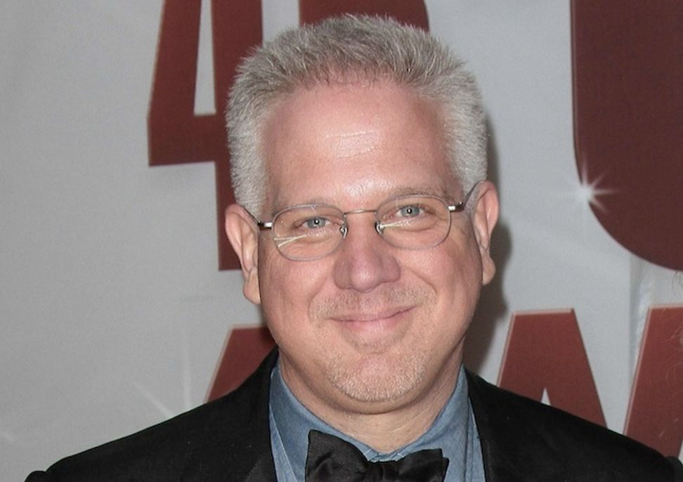 """Glenn Beck: Rodeo clown with Obama mask is """"a very brave artist"""""""