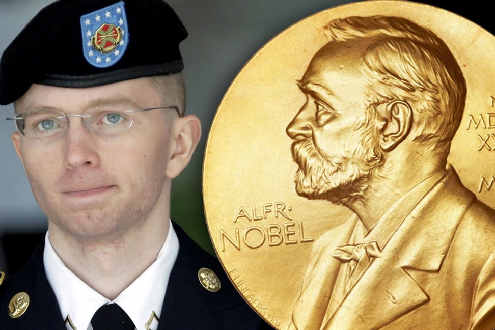 Give Manning and Snowden the Nobel Peace Prize | Salon.com