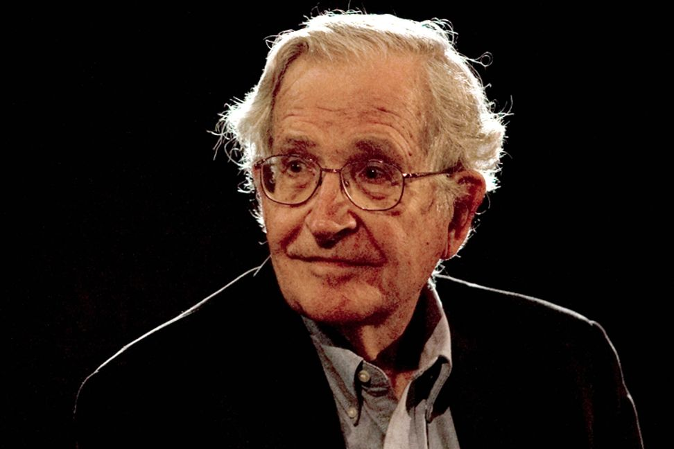 Pick of the week: Noam Chomsky and Michel Gondry, together at last