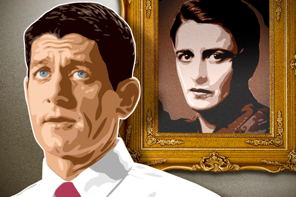 Ayn Rand's vision of idiocy: Understanding the real makers and takers