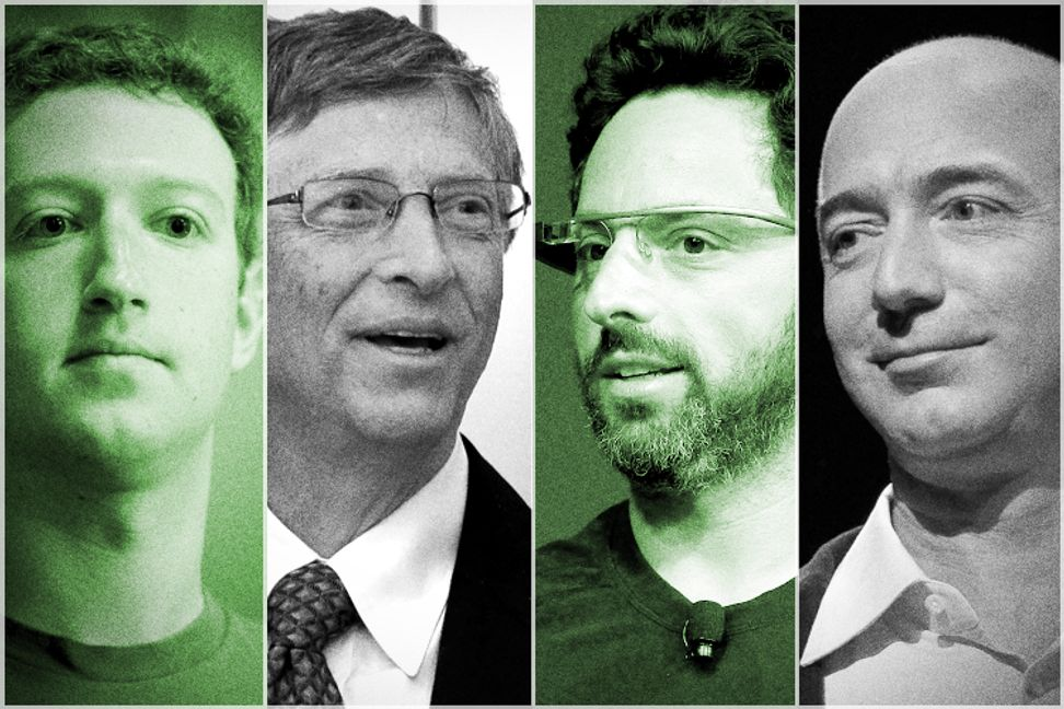Thanks for nothing, 1 percent! A selfish Silicon Valley must learn from history