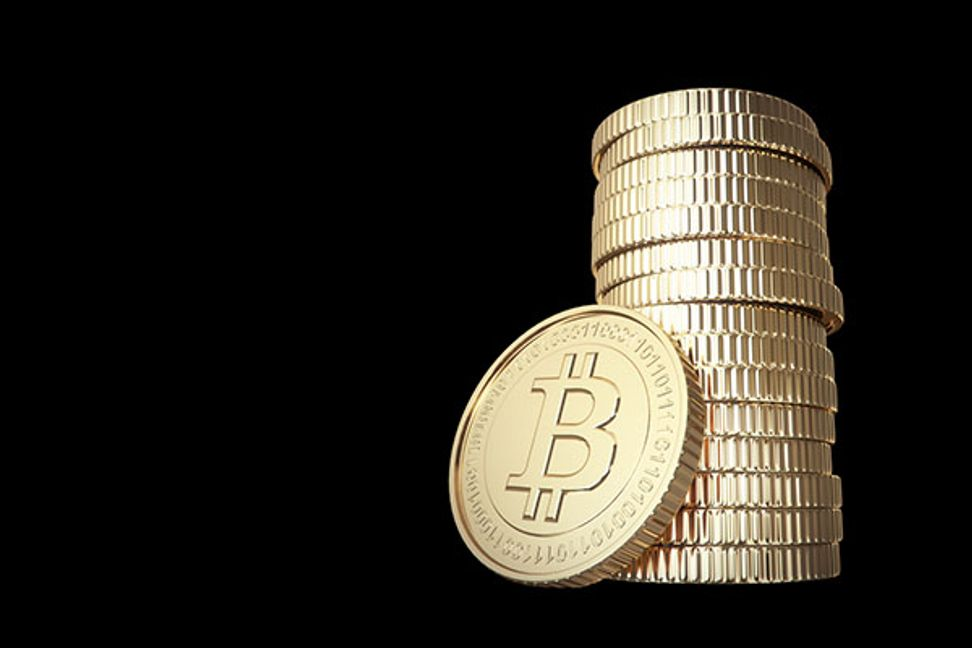 Bitcoin value goes up, now accepted in China