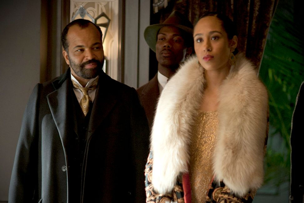 """""""Boardwalk Empire"""" puts black characters front and center"""