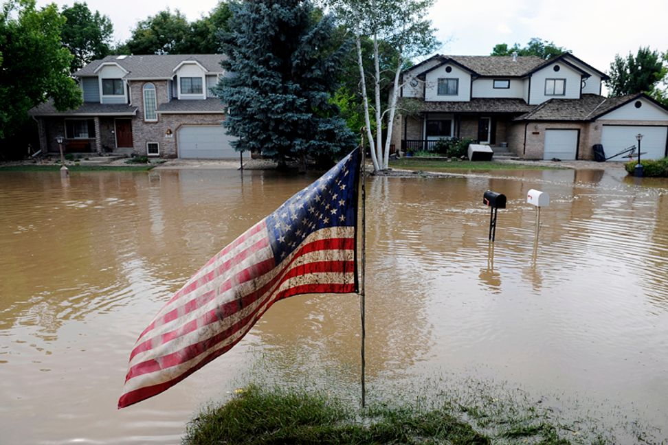 Help, we're drowning!: Please pay attention to our disaster