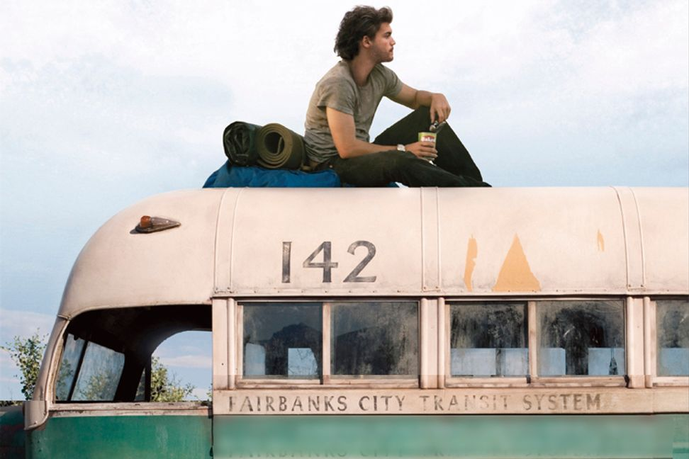 """Into the Wild's"" twist ending"