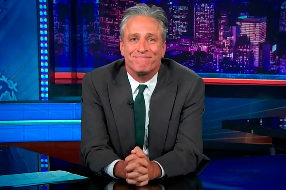 "Sorry, Jon Stewart: You're not ""just a comedian"""