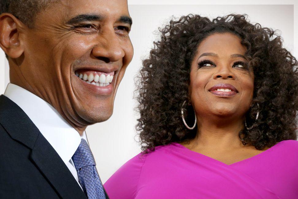 "No, Oprah and Barack can't fix racism: Stop celebrating ""how far we've come!"" | Salon.com"