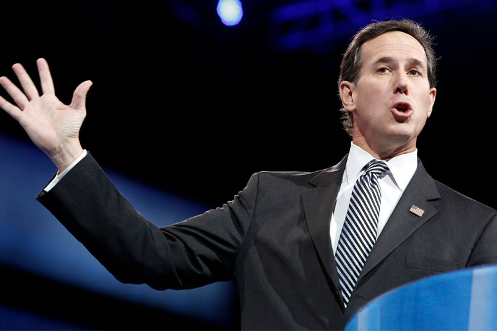 The Republicans almost went insane: Santorum really could have beaten Romney | Salon.com