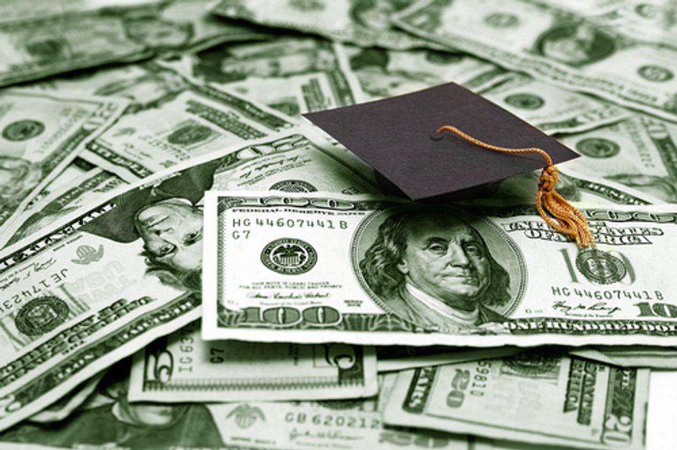 The student debt bubble isn't bursting