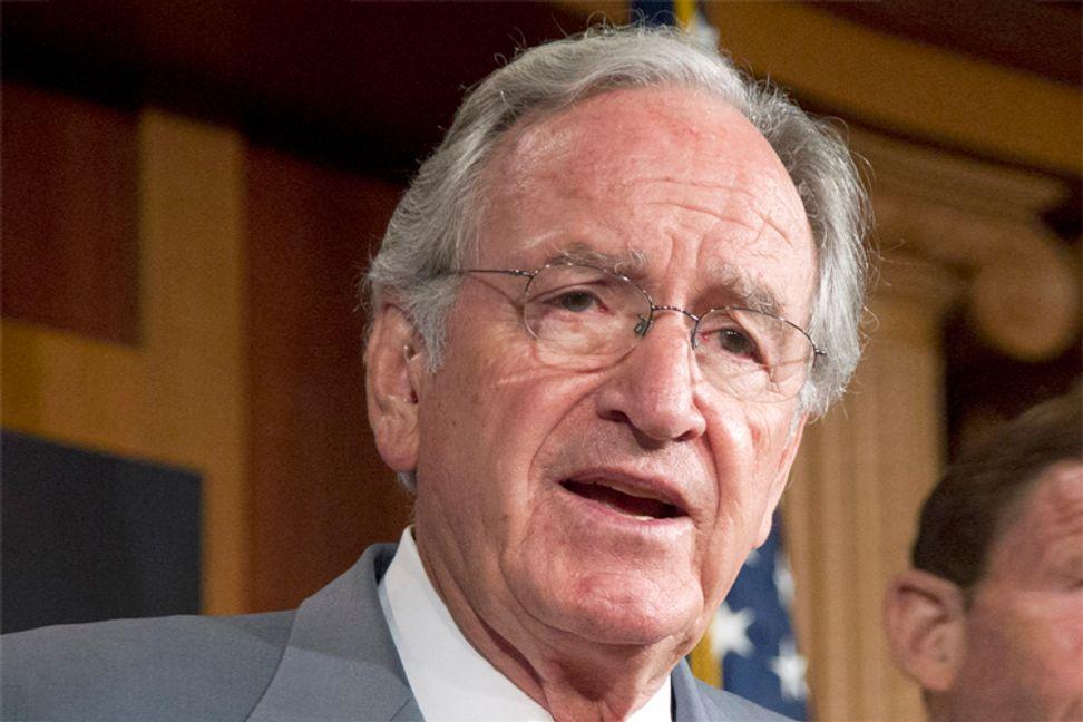 Democratic senator warns of Civil War-level danger
