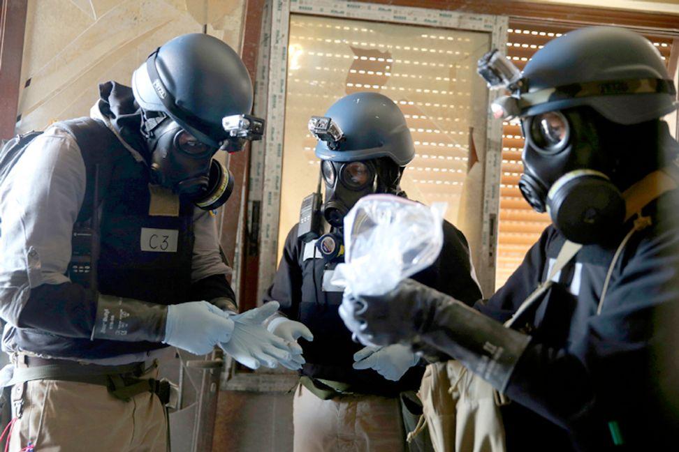 How do you dispose of chemical weapons? | Salon.com