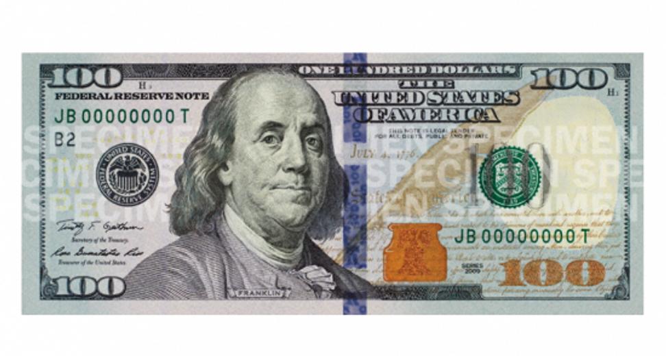 New $100 bills begin circulation Thursday