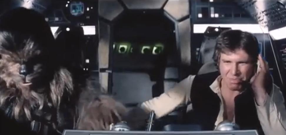 """Never-before-seen """"Star Wars"""" blooper reel surfaces"""