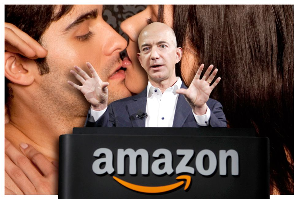 Amazon's porn censorship is inconsistent and unfair | Salon.com