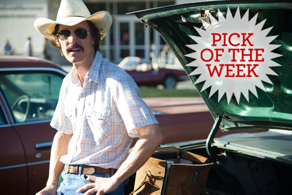 Pick of the week: A Texas cowboy faces AIDS