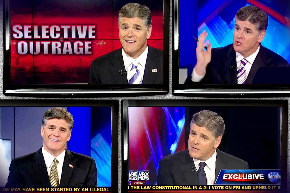 Inside the Fox News lie machine: I fact-checked Sean Hannity on Obamacare | Salon.com
