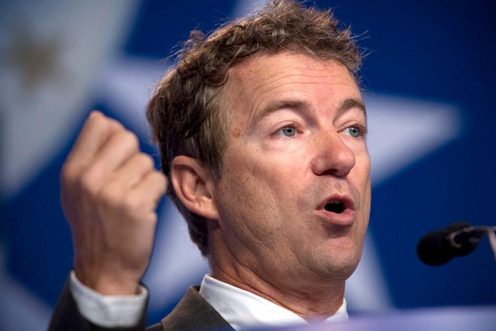 Rand Paul's strategic Islamophobia