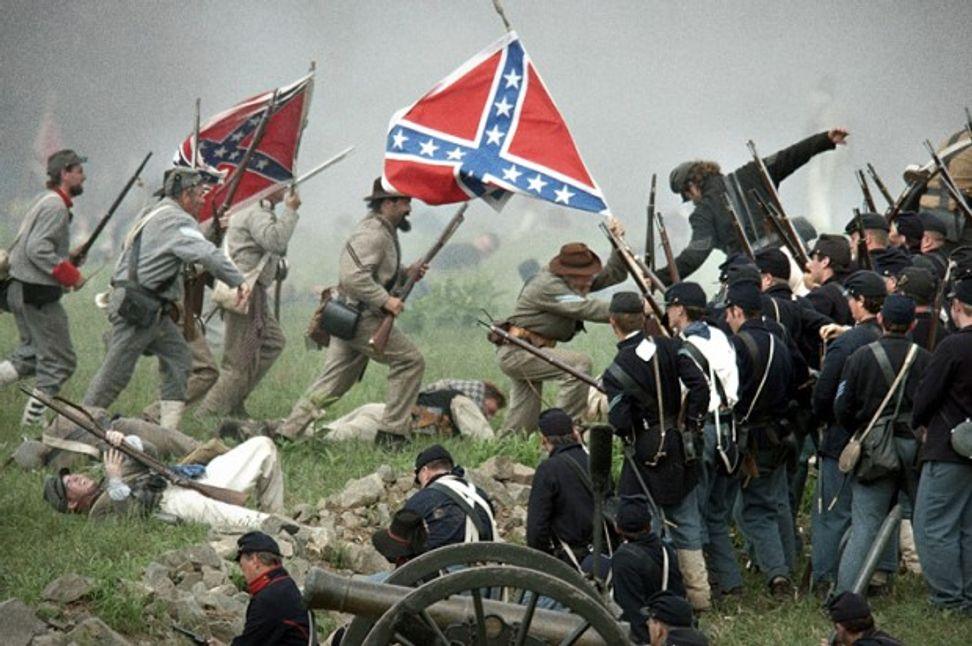 Shutdown shows the Civil War never ended | Salon.com