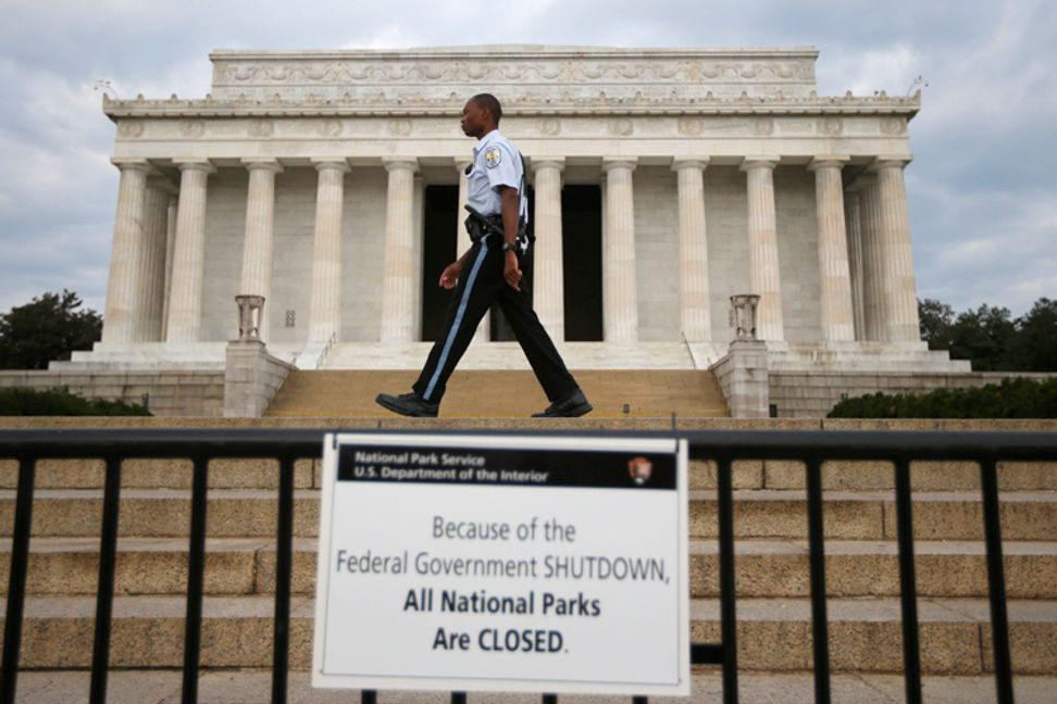 Shutdown causing poor to lose their welfare checks