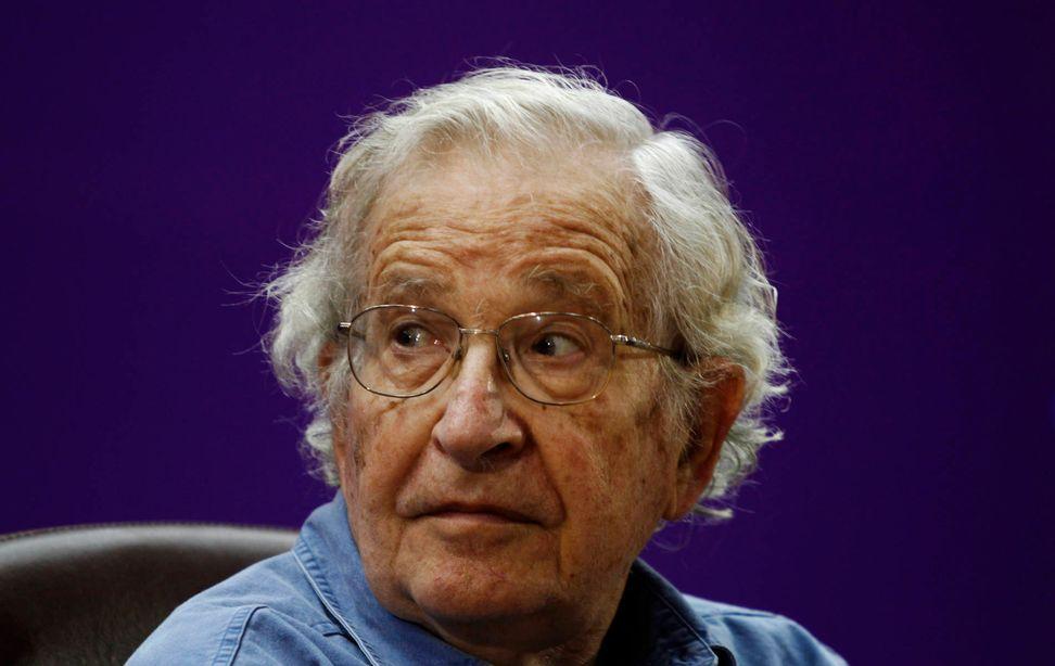 Noam Chomsky: America is a terrified country | Salon.com