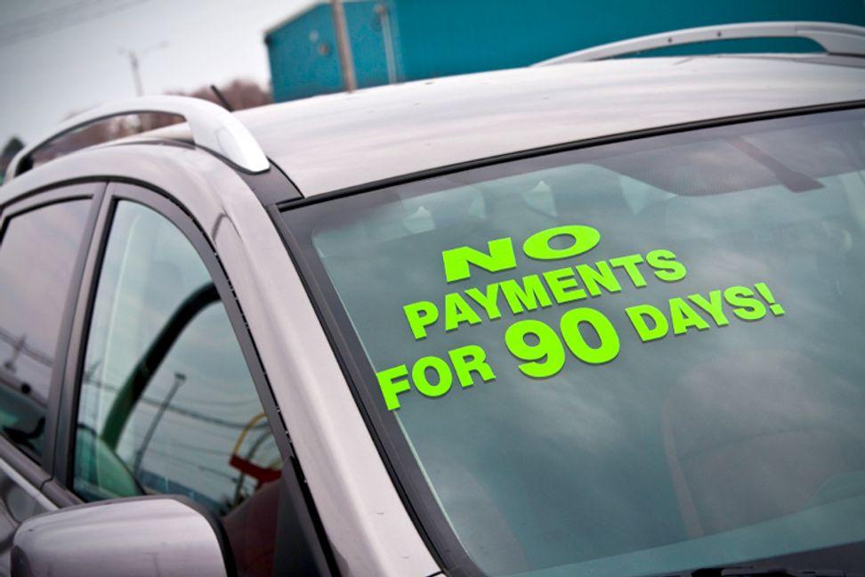 America's next big rip-off: Cars are the next subprime crisis! | Salon.com