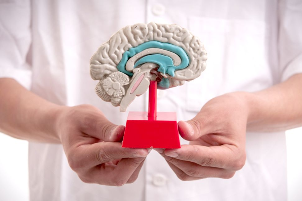 Blood type can affect brain function