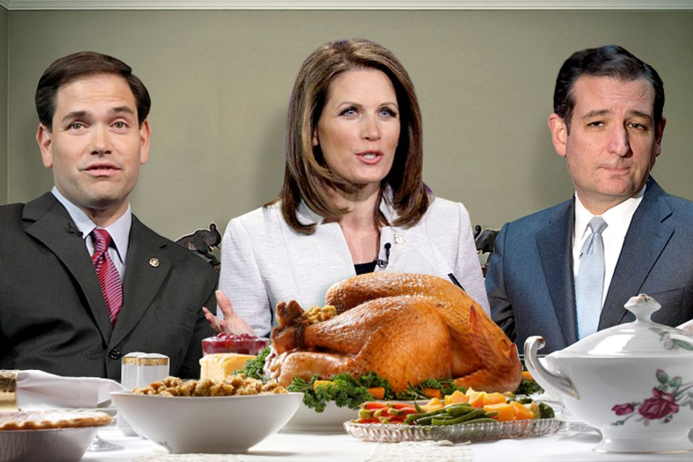 How to win Thanksgiving: A holiday guide to arguing with right-wing relatives | Salon.com