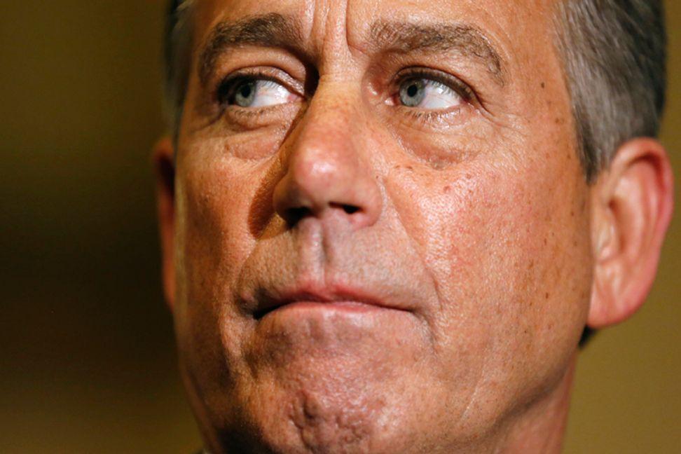 "Useless House GOP: No legislating, but plenty of ""messaging"""