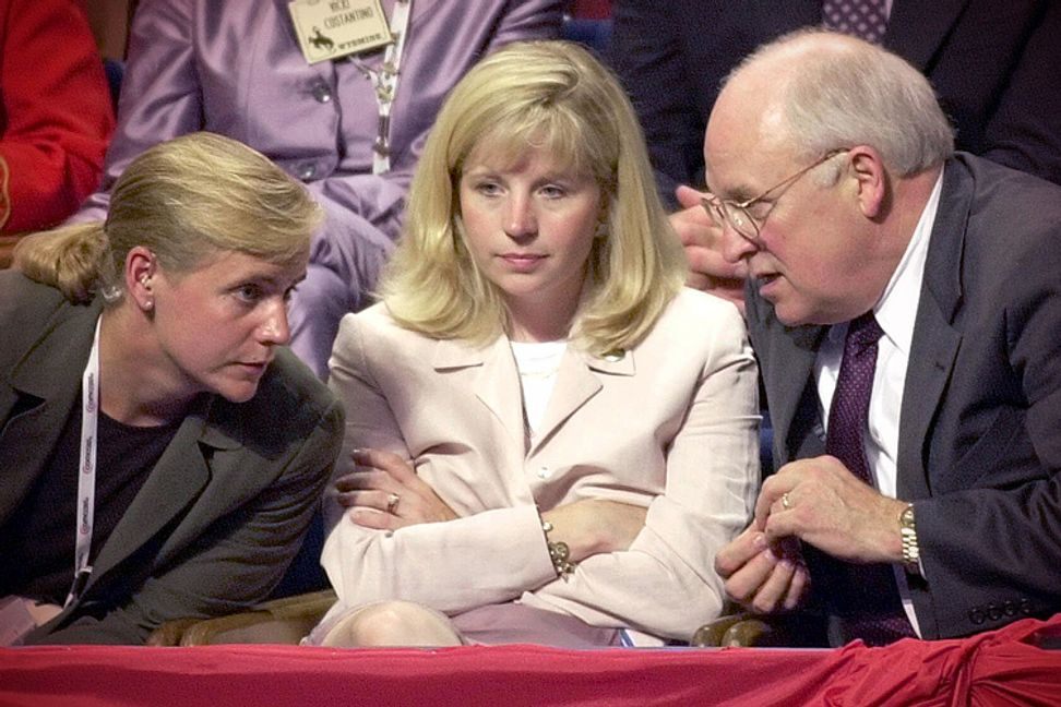 """Evil Cheney family turns sloppy: What is this """"feelings"""" garbage?!"""